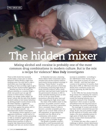 The hidden mixer