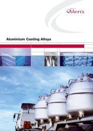 Aluminium Casting Alloys - Aleris