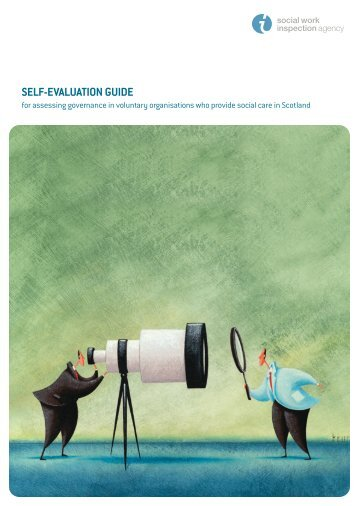 Self-Evaluation Guide - Scottish Government