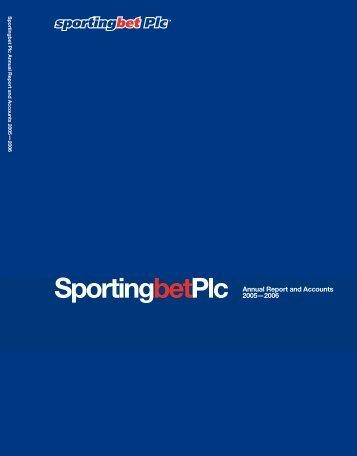 SportingbetPlc - GVC Holdings PLC
