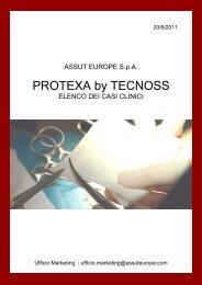 Elenco dei casi clinici PROTEXA by Tecnoss - febarsrl.it