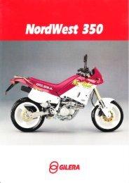 Brochure Nordwest 350 - Gilera Bi4