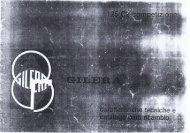 Tav. 5 - Gilera Bi4