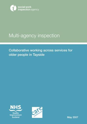 multi agency social work This article relays the findings from a study of multi-agency working involving professionals from the education, social services and health sectors of local authorities, which are conveyed in two reports - multi-agency working: an audit of activity, published in february 2001, and multi-agency.