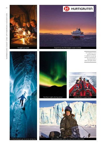 Norway and Spitsbergen Adventure 8 - Viking Travel Solutions