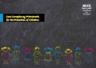 Core Competency Framework for the Protection of Children