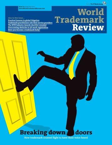World Trademark Review - Corporation Service Company
