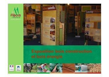 Téléchargement de la présentation générale de l ... - FIBOIS Alsace