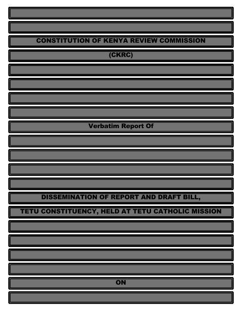 11th october 2002 - ConstitutionNet