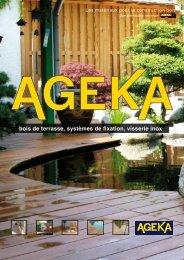 Terrasses - Ageka