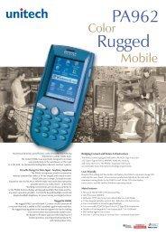 Rugged - Labor-Kennzeichnung
