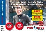 Core Training Courses 2 - Online Scuba Diving Booking System