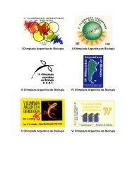 I Olimpíada Argentina de Biología II Olimpíada Argentina de ...
