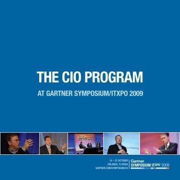 THE CIO PROGRAM