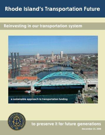2008-12-ri-transportation-future-blue-ribbon-panel-report