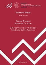 Employed Unemployed? On Shadow Employment During Transition