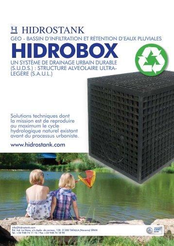 hidrobox - Hidrostank
