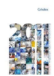 Korporatīvās sociālās atbildības pārskats 2011 - Grindeks