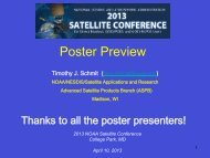 1-pager poster summary for Wednesday session - Satellite Direct ...