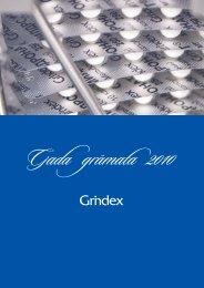 gada grāmata 2010 - Grindeks