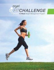 12 Week Weight Management Program - Fit Challenge
