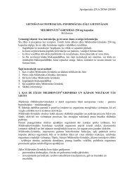 lietošanas instrukcija: informācija zāļu lietotājam - Grindeks