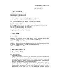 SASKAŅOTS ZVA 10-05-2012 ZĀĻU APRAKSTS 1 ... - Grindeks