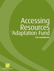 English - Adaptation Fund