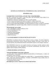 lietošanas instrukcija: informācija zāļu lietotājam