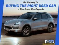 5 Expert Tips to Buy Used Cars in Scranton PA