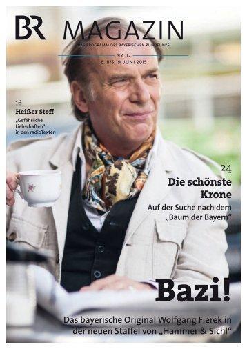 BR-Magazin 12/2015