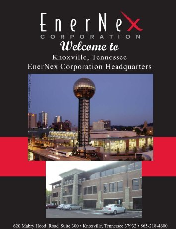 Knoxville Brochure.indd - EnerNex
