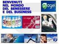 benvenuti nel mondo del benessere e del business - Agel Fan Club