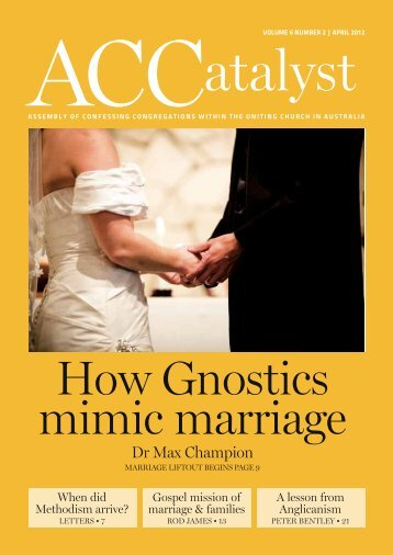 Download the April 2012 edition - Assembly of Confessing ...