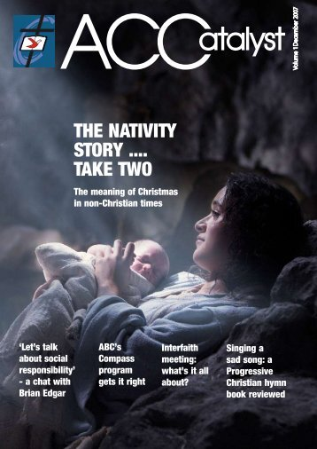 the nativity story .... take two - Assembly of Confessing Congregations