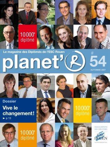 Planet R n°54 - NEOMA Business School