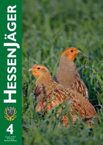 HessenJäger 04/2014 E-Paper