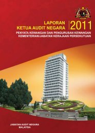 2011 - Jabatan Audit Negara