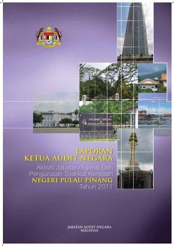 negeri pulau pinang - Jabatan Audit Negara