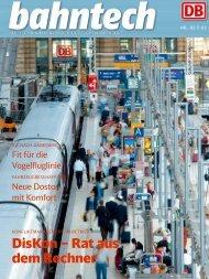 DisKon – Rat aus dem Rechner - Deutsche Bahn AG