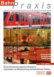 7/8 · 2010 - Eisenbahn-Unfallkasse
