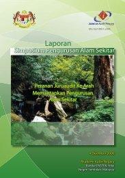 Peranan Juruaudit Ke Arah Memantapkan Pengurusan Alam Sekitar