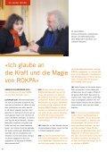 ROKPA Times März 2015 - 35 Jahre Menschen im Mittelpunkt - Seite 6