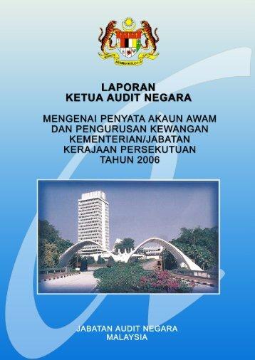 Akaun Awam - Jabatan Audit Negara