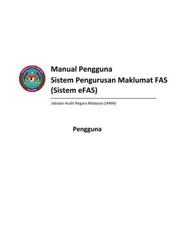 Manual Pengguna - Sistem eSPP - Jabatan Audit Negara