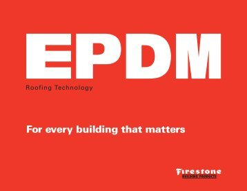 For every building that matters - Eastern Architectural Representatives