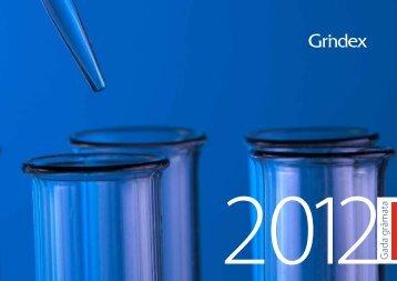 Skatīt «Grindeks» 2012. Gada grāmatu