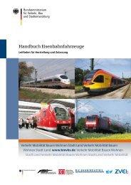 Handbuch Eisenbahnfahrzeuge -  Bundesministerium für Verkehr ...