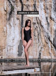 ZEBRAS & LIBRAS SS'15 Collection