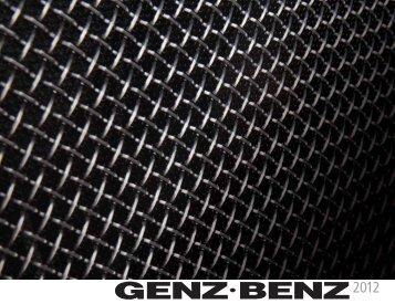 Genz Benz Catalog PDF